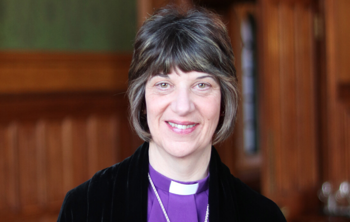 A message of support from the Bishop of Gloucester